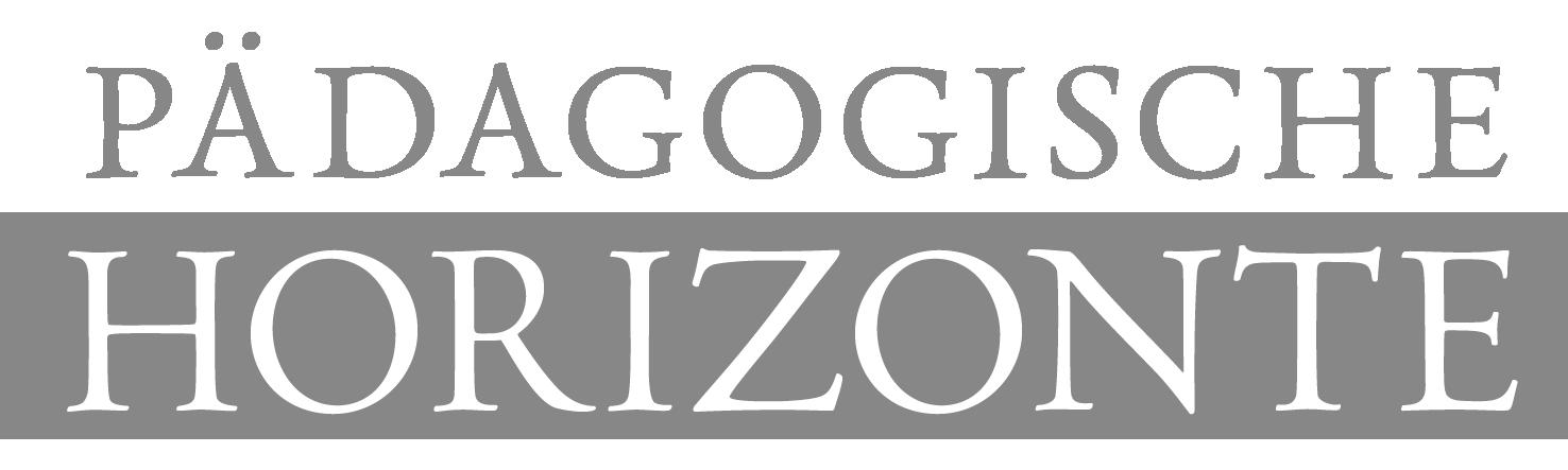 Logo Pädagogische Horizonte